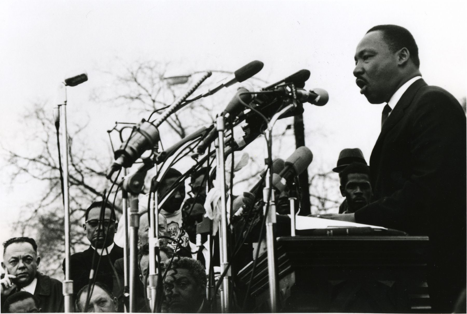 Martin Luther King Jr., 1965