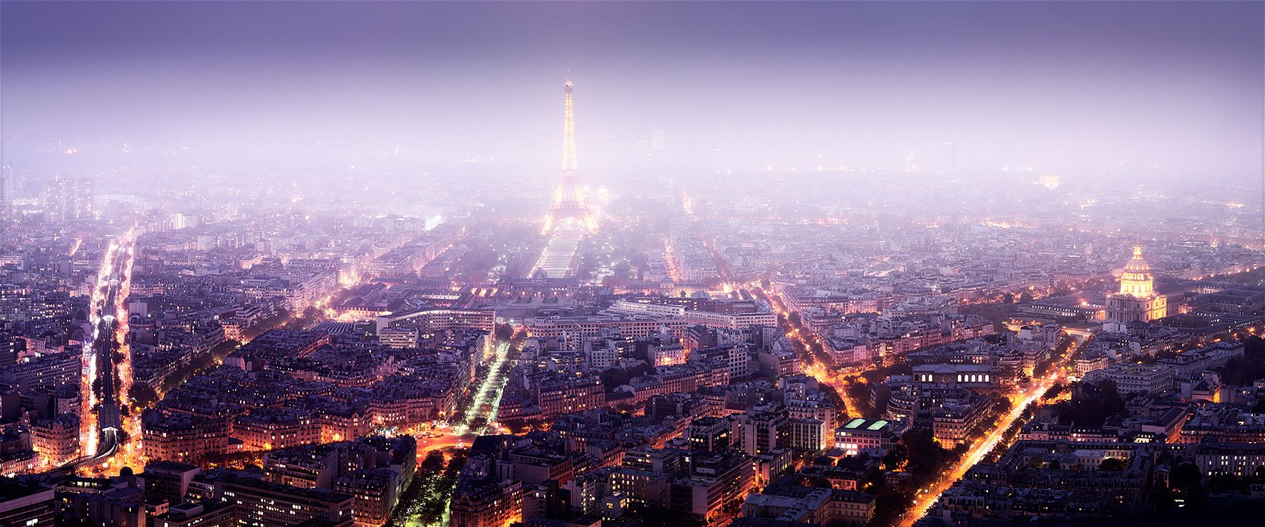 ONE NIGHT IN PARIS, Archival Pigment Print