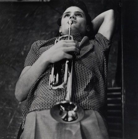 Chet Baker, Dreaming, Hollywood, 1954, 16 X 20 Silver Gelatin Photograph, Edition of 25