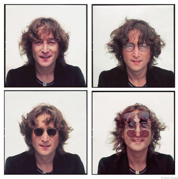 John Lennon, NYC Color, 1974