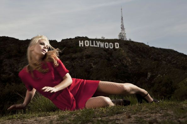 Ania II, Hollywood, California, 2009, 25-1/4 x 38 Archival Pigment Print, Ed. 12