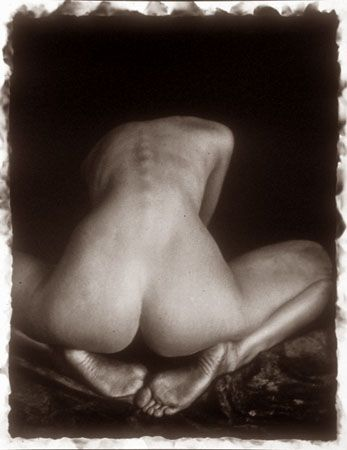 Corpus, Untitled #950864, 1996, 11 x 14 Silver Gelatin Photograph, Copper, and Glass, Ed. 10