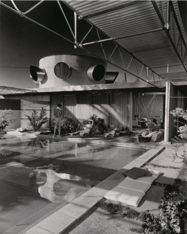 Frey House, Albert Frey, Palm Springs, California, 1968