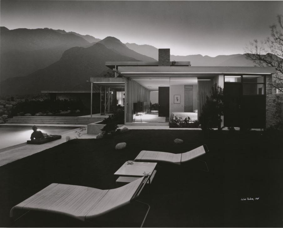 Kaufman House, Richard Neutra, Palm Springs, California, 1949