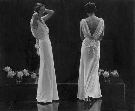 Fashion by Patou, Table & Screen by J.M. Frankck, Paris, 1931, 20 x 16 Platinum Palladium on 24 x 20 Paper, Ed. 27