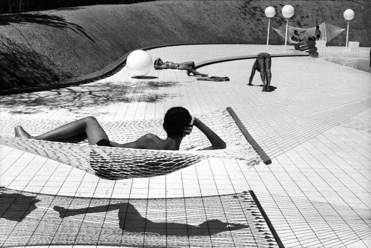 Martine Franck, Le Harnac, 1976