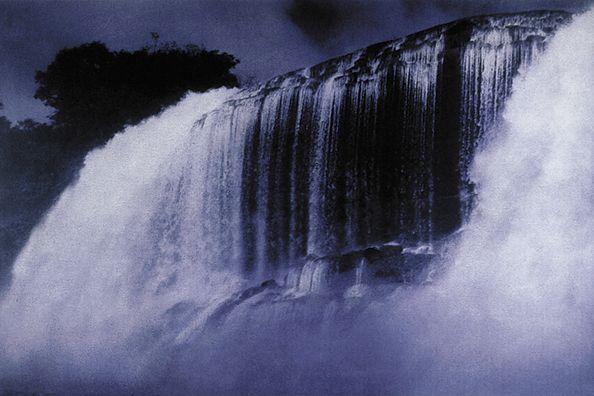 El Sapo Falls, 1994, 13 x 19 Fresson Prin