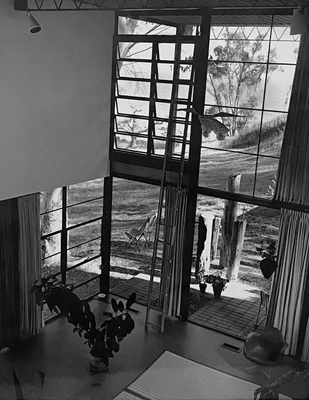 Eames Residence (Inside),