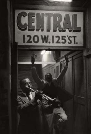 Cootie Williams, Harlem, New York, 1960, 20 X 16 Silver Gelatin Photograph, Edition of 25