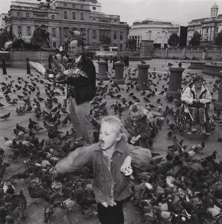 Trafalgar Square, London, England, 1995
