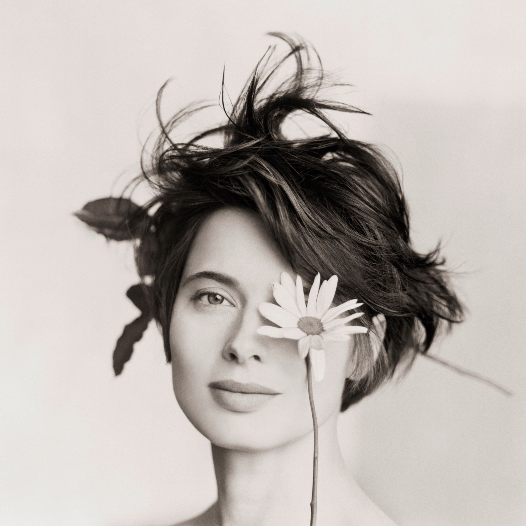 Isabella Rossellini, Daisy, New York, 1988, Combined Edition of 15
