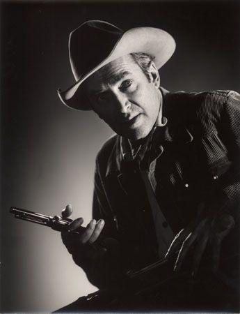 Jimmy Stewart, 13-7/16 x 10-3/8 Vintage Silver Gelatin Photograph