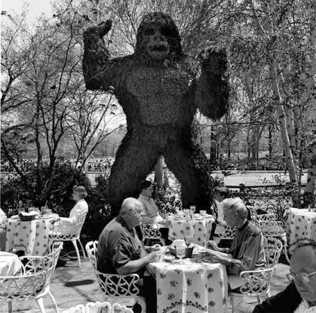 Tavern on the Green, Central Park, New York City, 1994