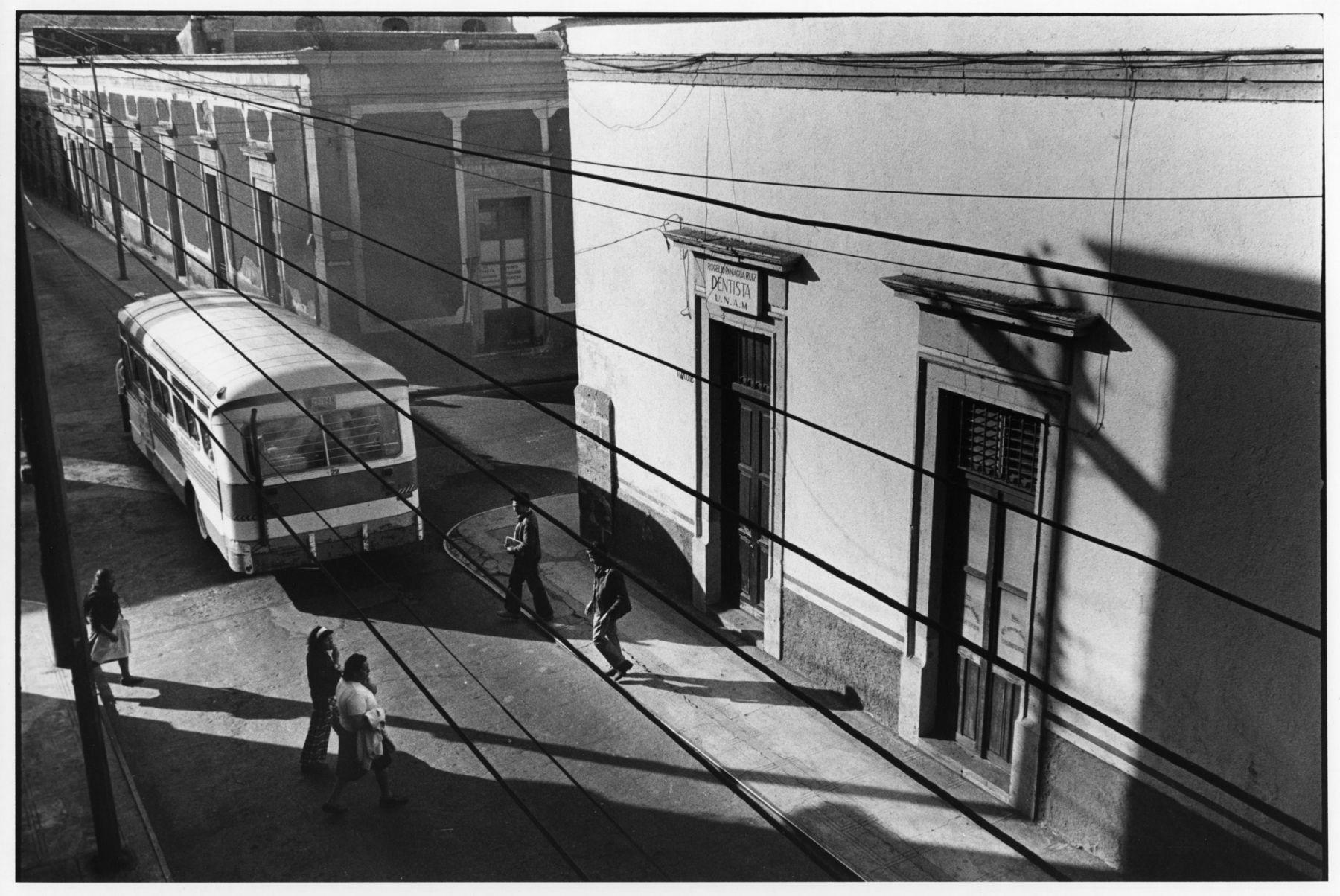 Copyright Danny Lyon / Magnum Photos, Morelia, Michoacan, Mexico, 1978
