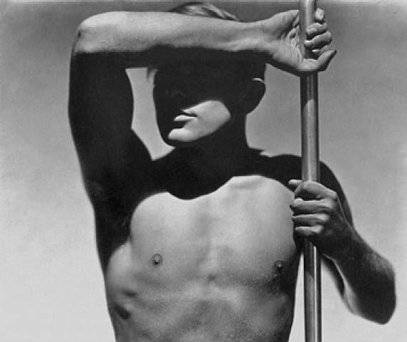 Horst Torso, Paris, 1931, 14-1/8 x 18 Silver Gelatin Photograph on 16 x 20 Paper