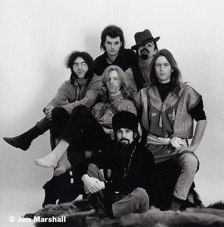 The Grateful Dead, San Francisco, 1967, 14 x 11 Silver Gelatin Photograph