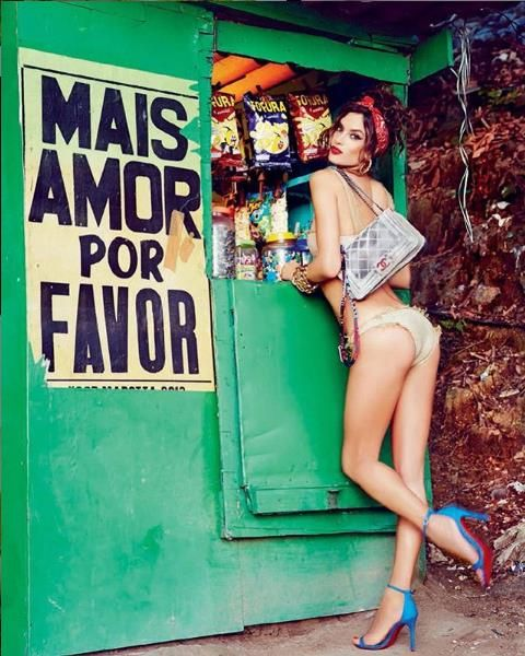 Mais amor por favor, Rio de Janeirol, 2014, C-Print