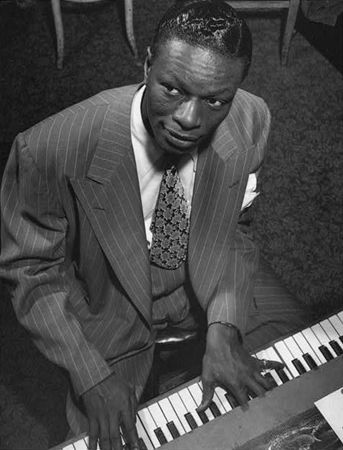 Portrait of Nat King Cole, New York, NY, c. June 1947, 20 x 16 Silver Gelatin Photograph