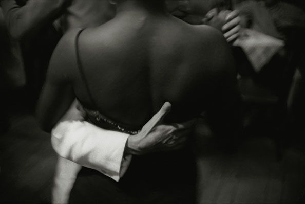 Dancing Couple, Rio de Janeiro, 1963