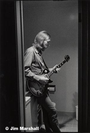 Duane Allman, San Francisco, 1969, 20 x 16 Silver Gelatin Photograph
