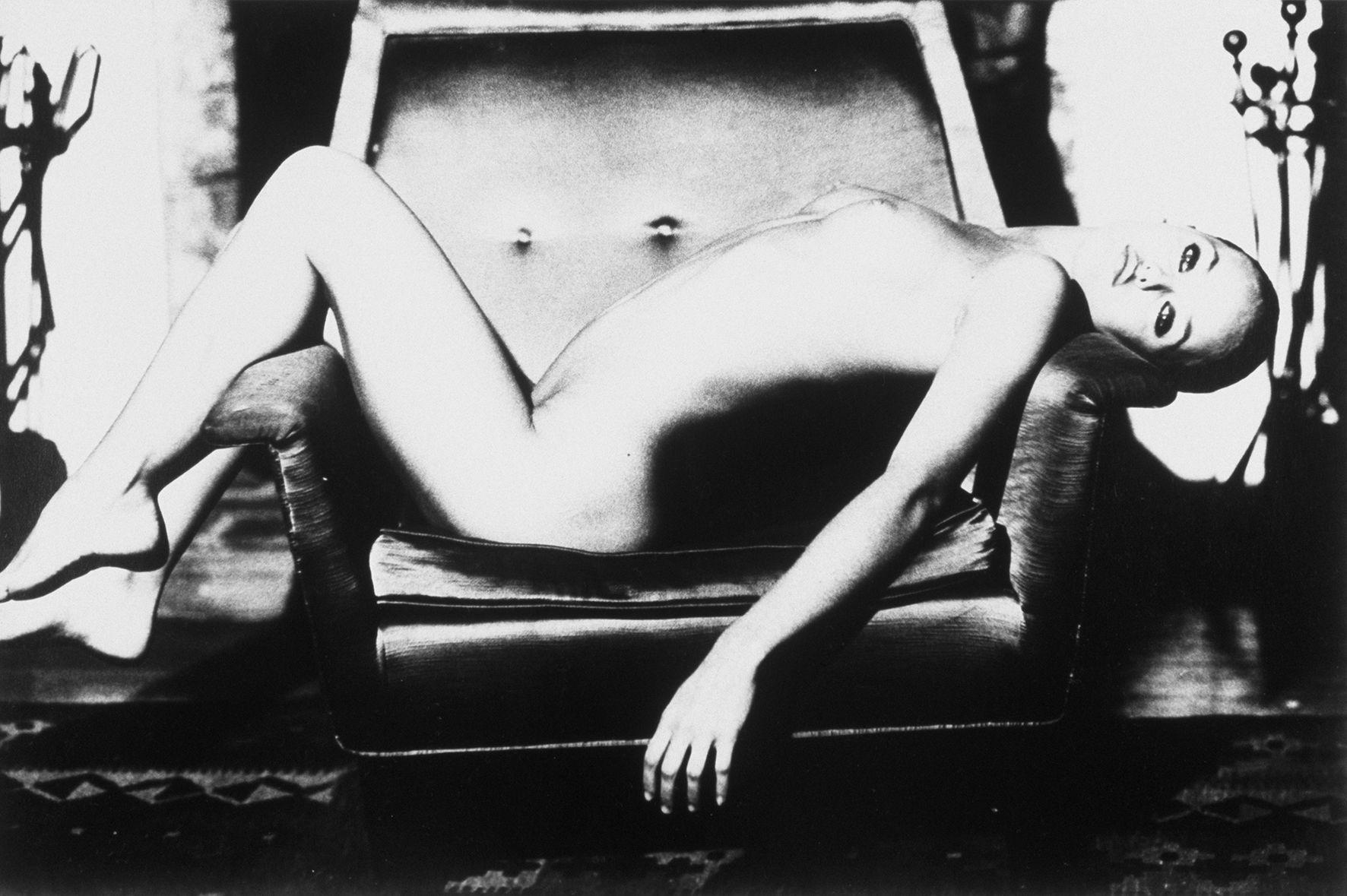 Vanessa Paradis, New York, 1991, Silver Gelatin Photogaph