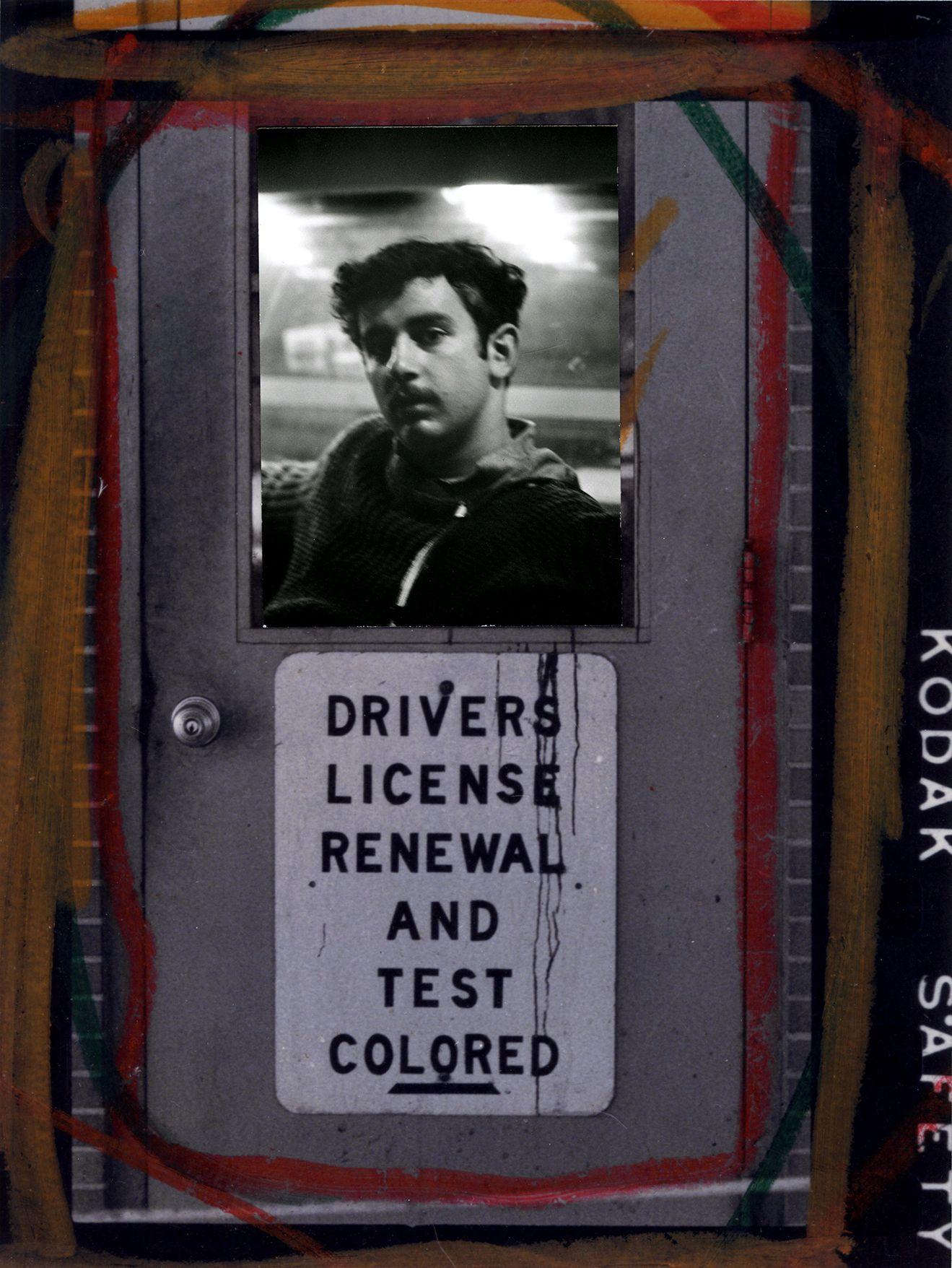 Copyright Danny Lyon / Magnum Photos, Myself in Atlanta, 1963