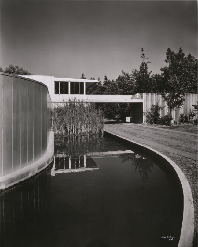 Von Sternberg House, Richard Neutra, Northridge, California, 1947