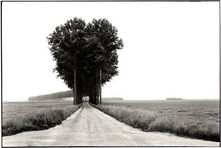 Henri Cartier-Bresson, Brie, France, 1968
