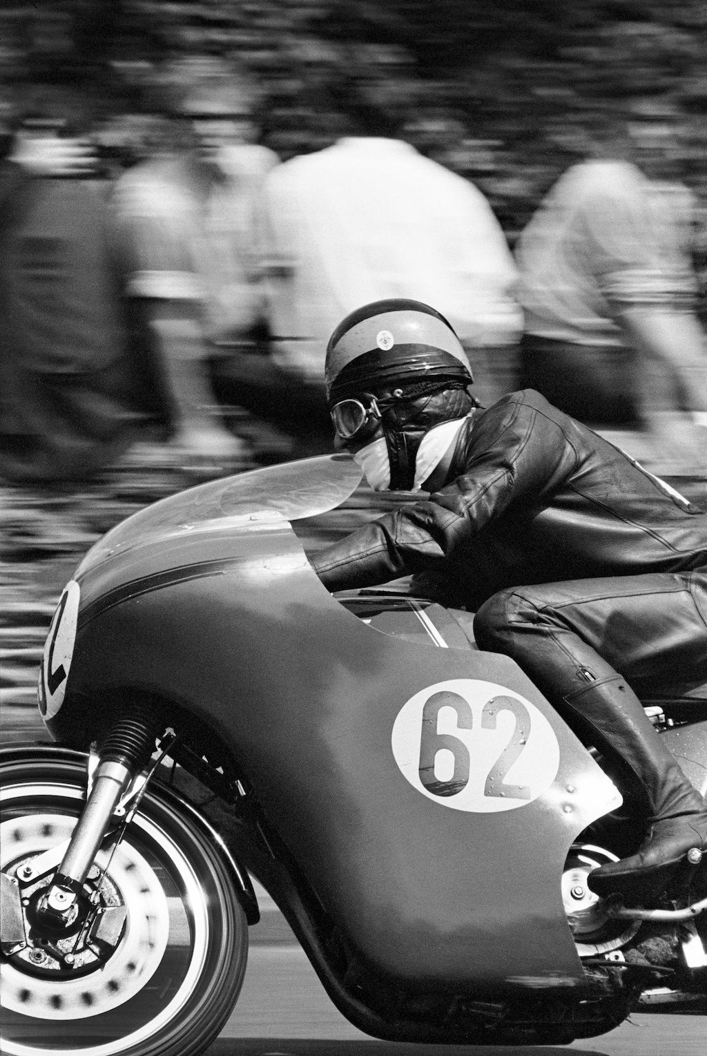 Action on Two Wheels, Isle of Man TT, 1967