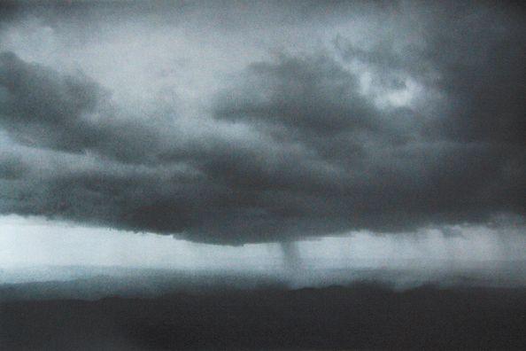 The Storm, 1990, 13 x 19 Fresson Print