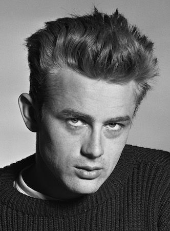 James Dean (Portrait), 1955