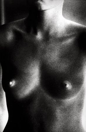 Untitled (Nude Negative), 1987, 14 x 11 Silver Gelatin Photograph, Ed. 25