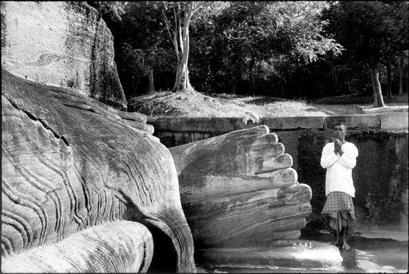 Sri Lanka, 1949, 11 x 14 Silver Gelatin Photograph