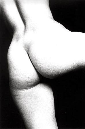 Untitled (Back, Buttocks, and Thighs), 1989, 14 x 11 Silver Gelatin Photograph, Ed. 25