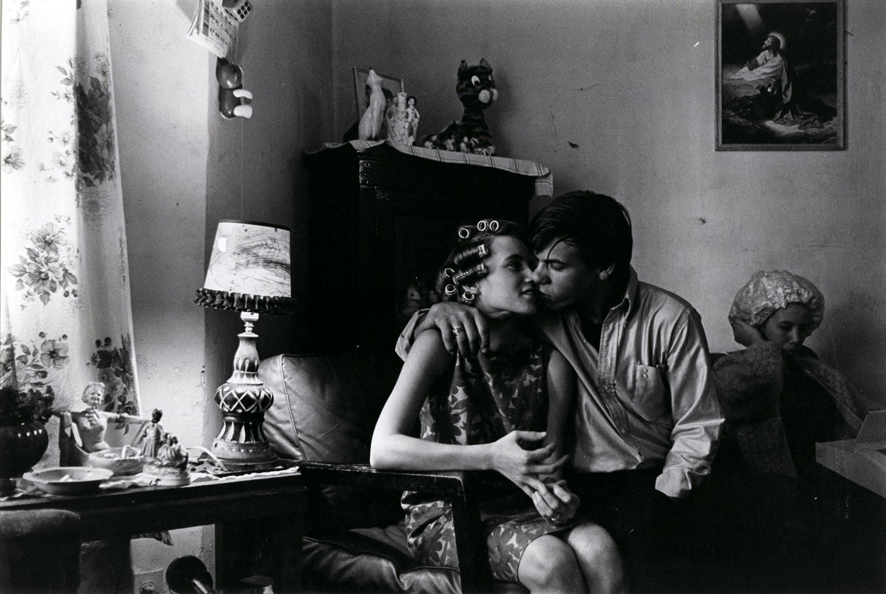 Copyright Danny Lyon / Magnum Photos, Uptown, from Uptown Chicago, 1965