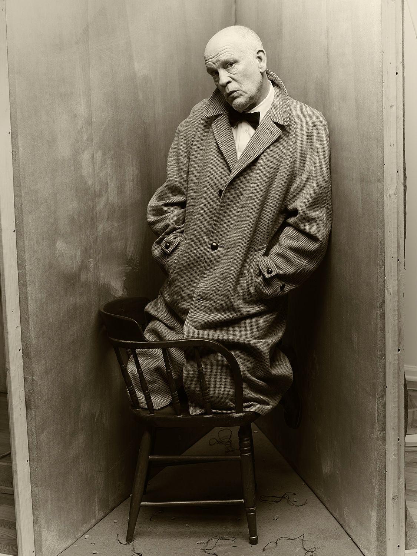 Irving Penn / Truman Capote, New York (1948), 2014