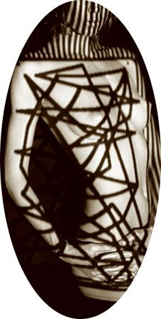 Ova, Untitled #0408728, 40 x 21 Silver Gelatin Photograph, Copper, and Plexiglass, Ed. 7