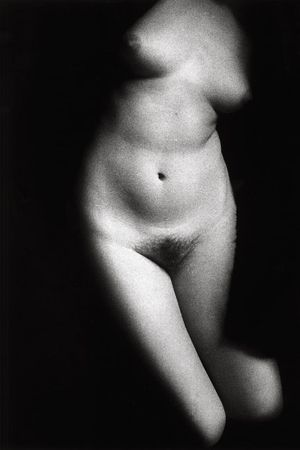 Untitled (Sandra Nude), 1967, 14 x 11 Silver Gelatin Photograph, Ed. 25
