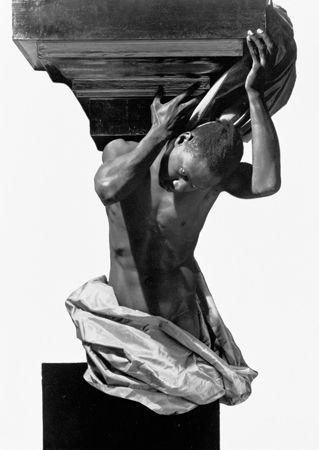 Classic Greek Statue #1, 1934, 20 x 16 Platinum Palladium on 24 x 20 Paper, Ed. 27