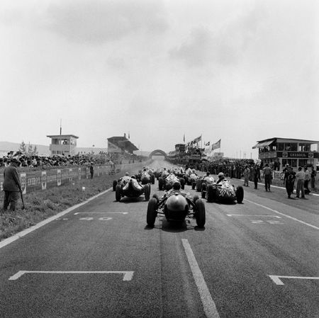 Grand Prix of France, Reims, 1958