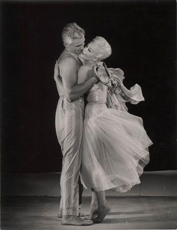"Kim Novak ""Eddie Duchin Story,"" 1956, 13-3/8 x 10-3/8 Vintage Silver Gelatin Photograph"