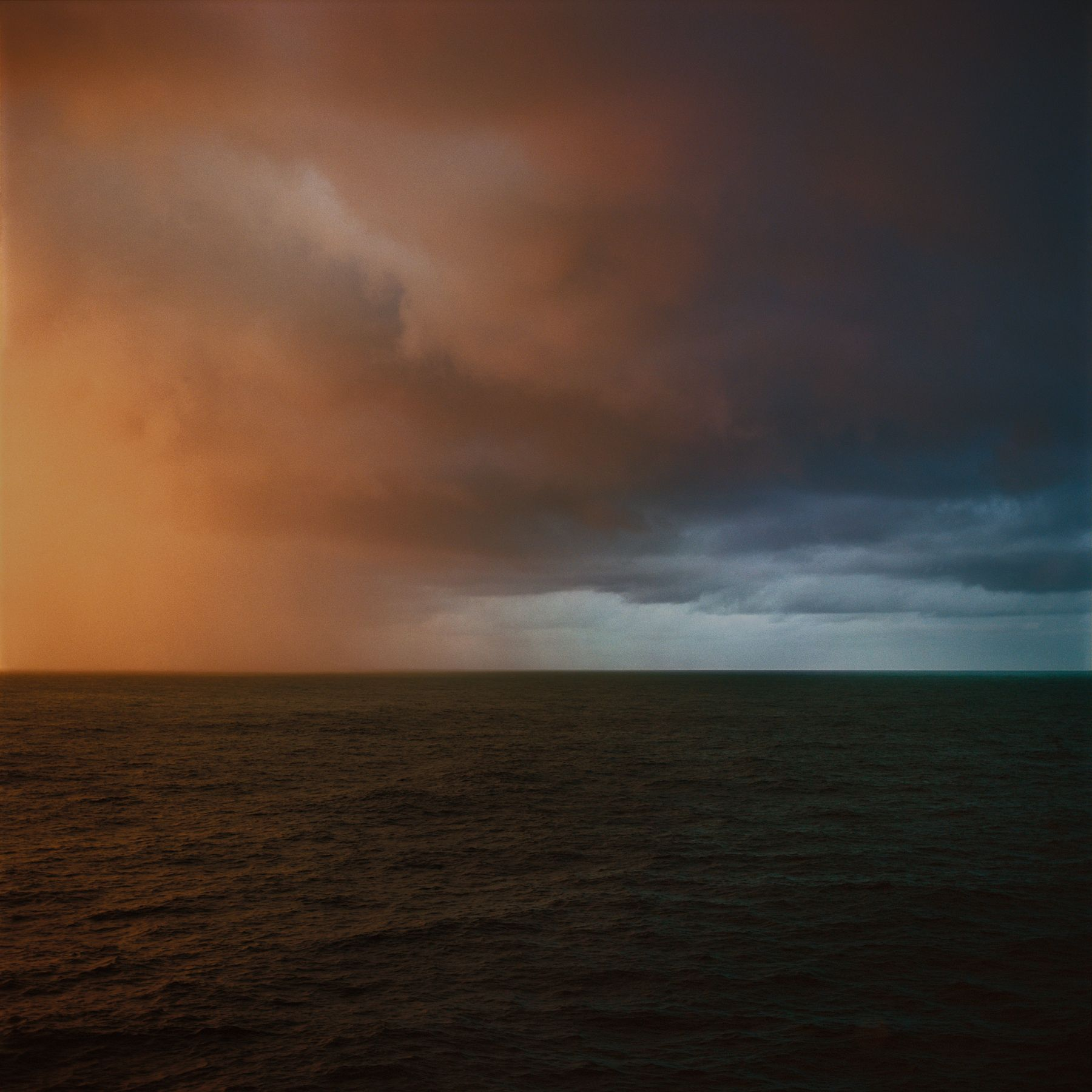Pacific Sunrise, Archival Pigment Print