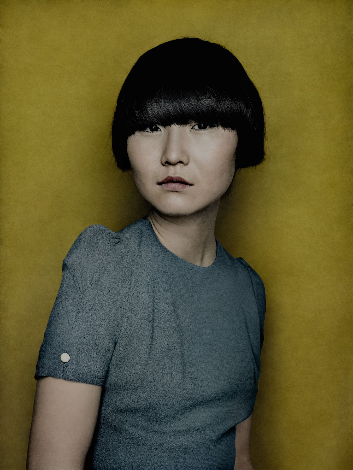 "Hsu from the series ""Blue Moon,"" 2009"