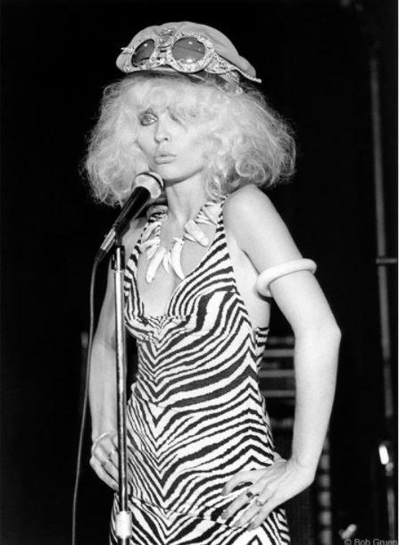 Debbie Harry, NYC, July, 1976