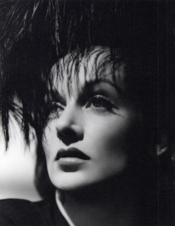 """Carole Lombard, """"To Be or Not to Be,"""" 1942, 13-1/2 x 10-1/2 Vintage Silver Gelatin Photograph"""