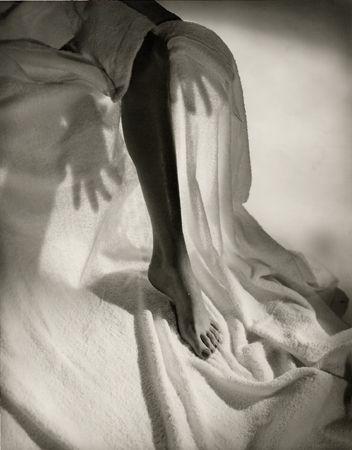 New American Foot, New York, 1948, 20 x 16 Silver Gelatin Photograph