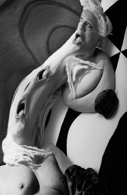 André Kertész / Distortion #8 (1927-1933), 2017, 9 1/4 x 6 1/4Archival Pigment Print, Ed. of 35