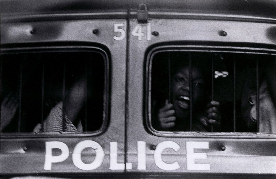 Copyright Danny Lyon / Magnum Photos, Atlanta, from Memories of The Southern Civil Rights Movement, 1963