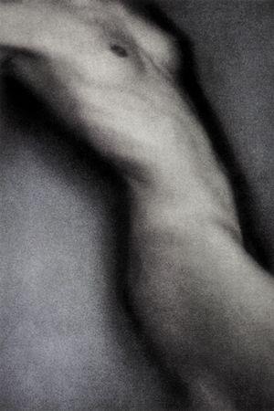Ana, Torso, 1989, 19 x 13 Fresson Print