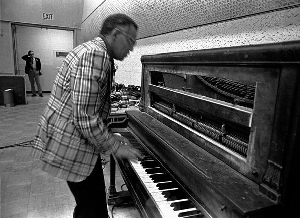 Ray Charles, 1975